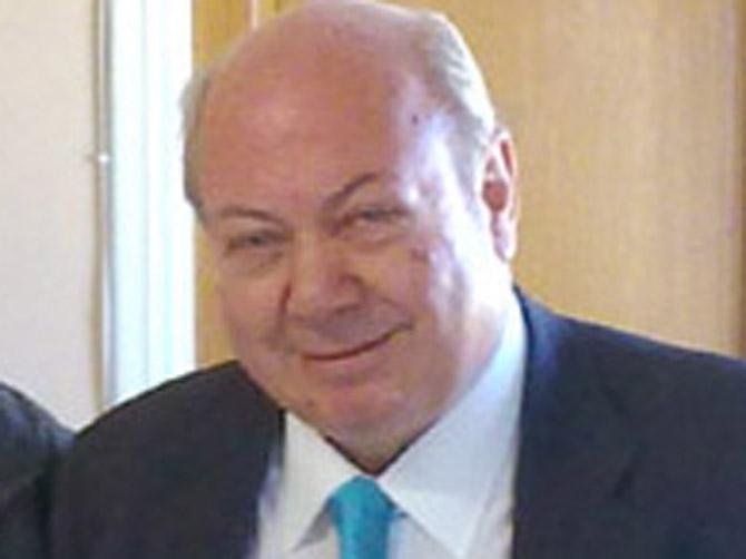 Ο δήμαρχος Κεφαλονιάς κ. Αλέξανδρος Παρίσης