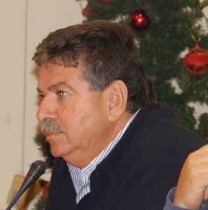 Ο κ. Θ. Φλωράτος που μίλησε για «θολούρα» στα οικονομικά του Δήμου
