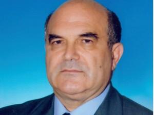 Ο διευθυντής της Ιατρικής Υπηρεσίας Γεώργιος Κουρής, που αποχωρεί λόγω συνταξιοδοτήσεως