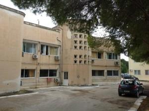 Tο Mατζαβινάτειο Nοσοκομείο Ληξουρίου